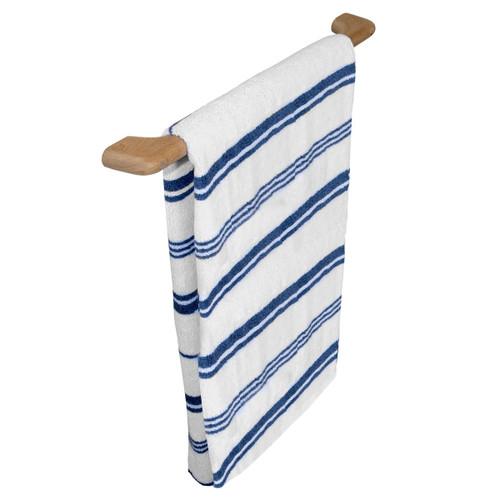 Teak Long Towel Bar