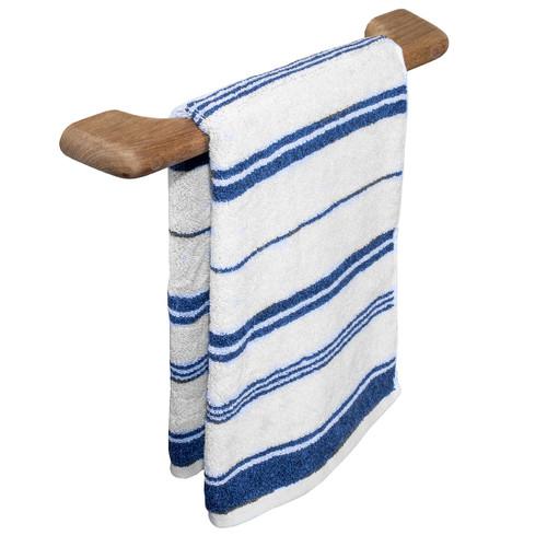 Teak Towel Bar