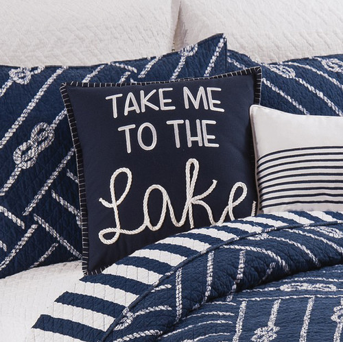 To the Lake Pillow - OUT OF STOCK