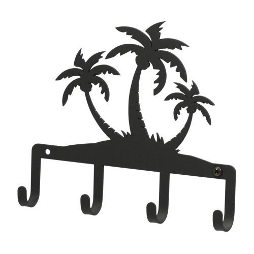 Triple Palm Trees Key Rack