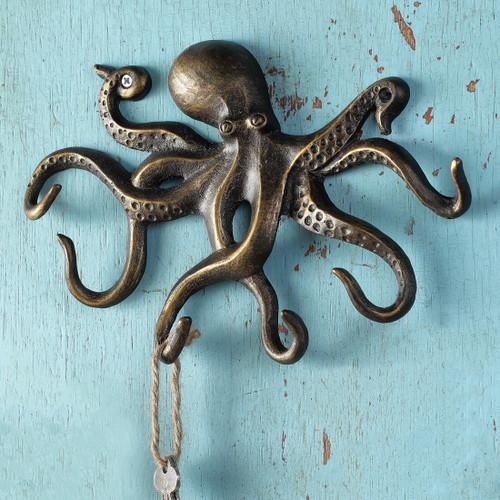 Helpful Octopus Key Holder