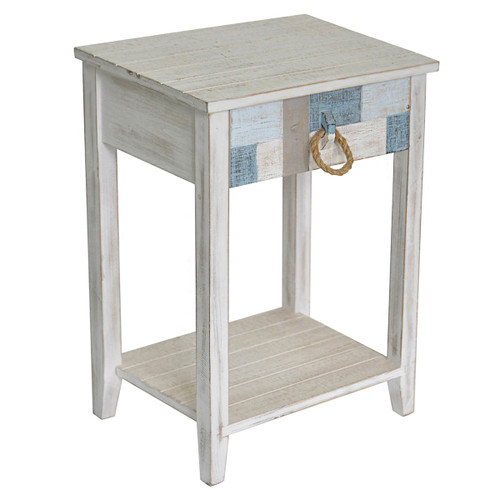 Wayside Bay One Drawer Accent Table