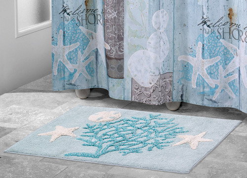 Welcome to the Shore Bath Mat