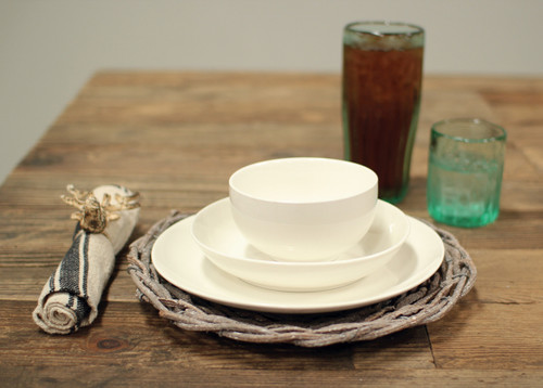 White Sands Dinnerware - Set of 3
