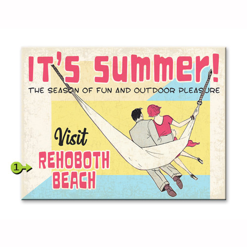 It's Summer Personalized Signs