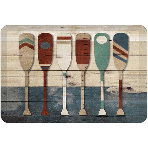 Paddles Kitchen Mat