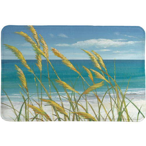 Windy Seagrass Memory Foam Rug