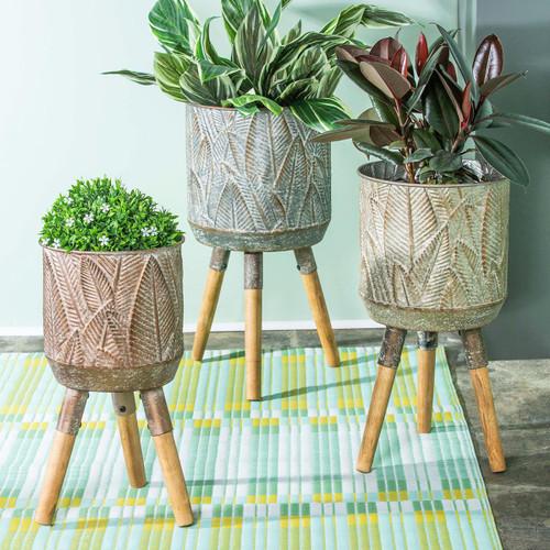 South Tropics Planters - Set of 3