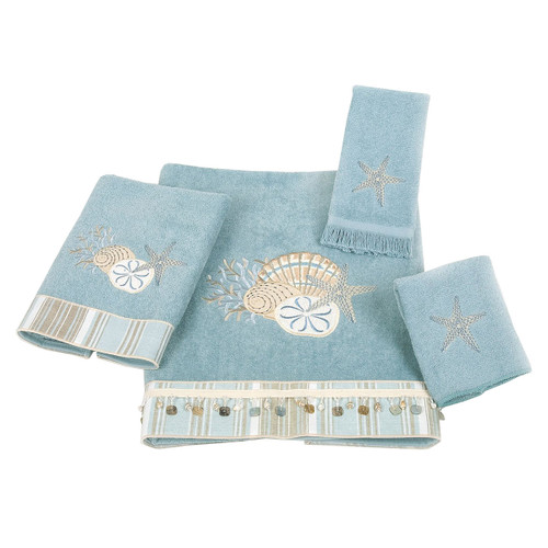 Tranquil Sea Mineral Towel Collection