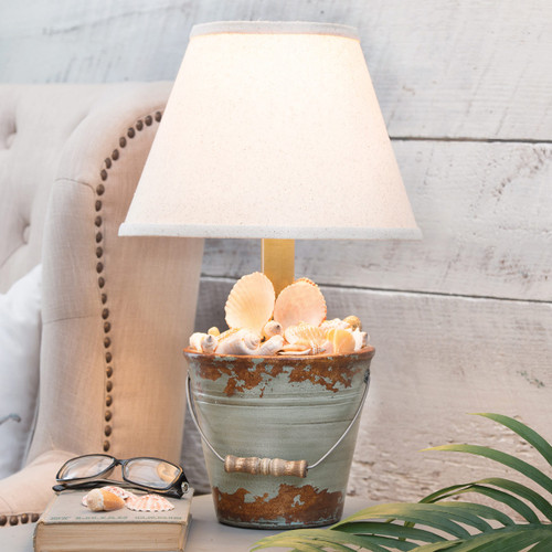 Shell Collector Table Lamp