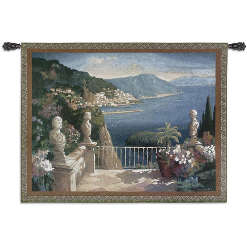 Amalfi Holiday Wall Tapestry