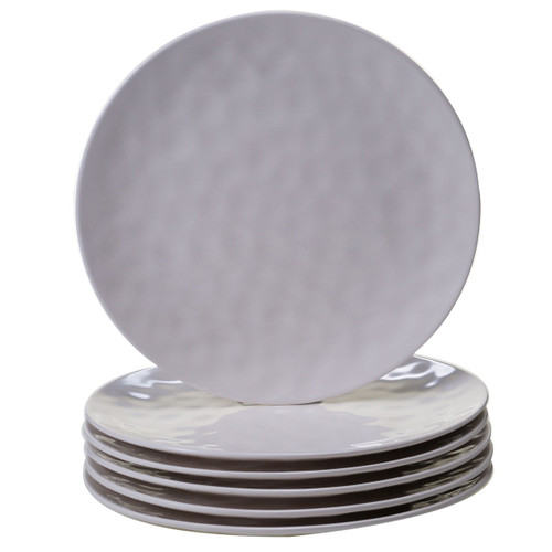 Rippled Ivory Dinnerware Collection