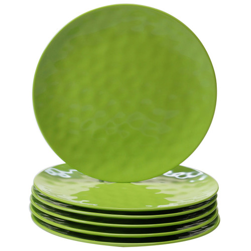 Rippled Lime Dinnerware Collection