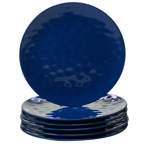 Rippled Navy Dinnerware Collection