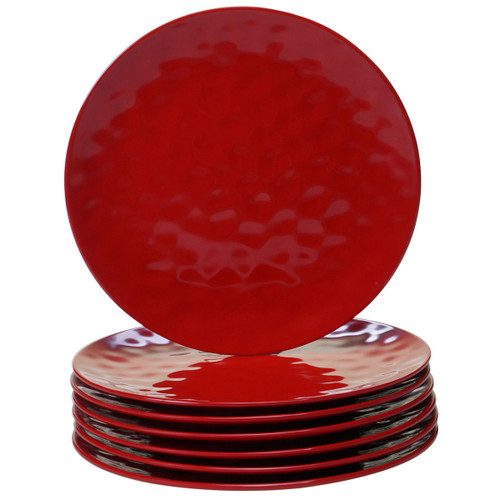 Rippled Ruby Dinnerware Collection