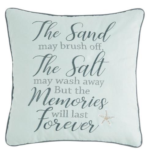Beach Memories Pillow - OUT OF STOCK