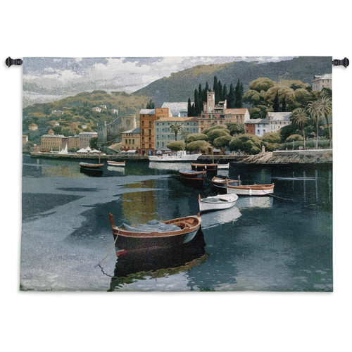 Before The Rain Wall Tapestry