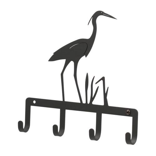 Blue Heron Key Rack