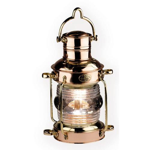 Brass & Copper Anchor Lantern