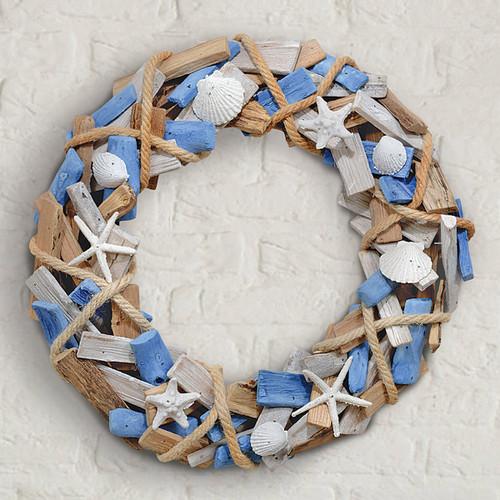 Bristol Cove Coastal Wreath