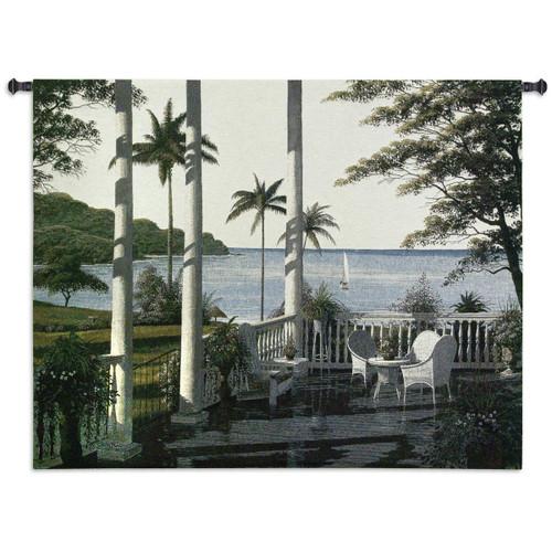 Caribbean Comfort Wall Tapestry