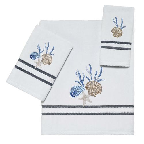 Camden Shells Towel Collection