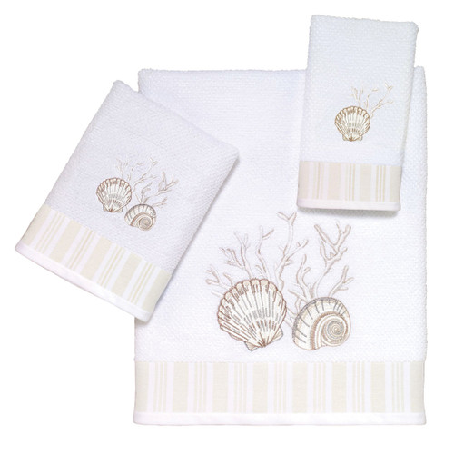 Chatham Shells Towel Collection