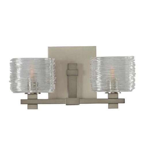 Clearwater 2 Light Vanity Lamp