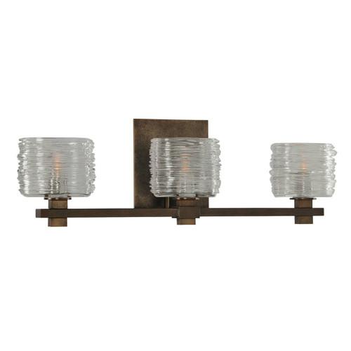 Clearwater 3 Light Vanity Lamp
