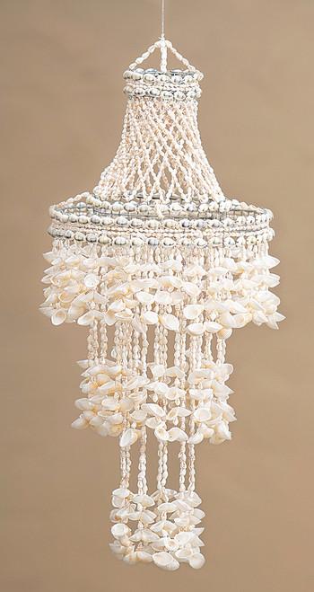 Coastal Seashells Hanging Canopy