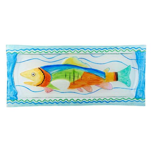 Colorful Fish Platter