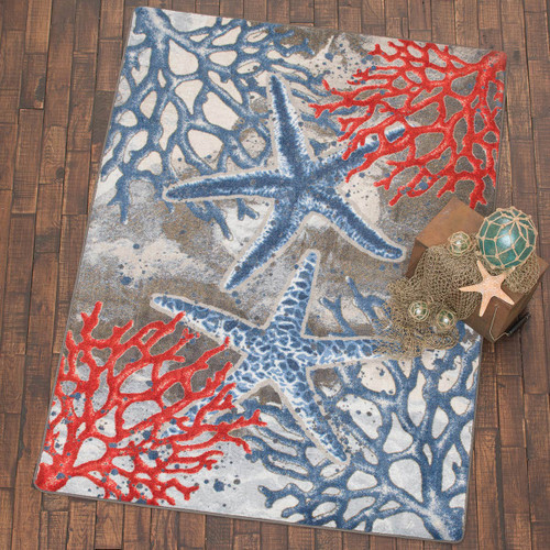 Coral Visions Rug Collection