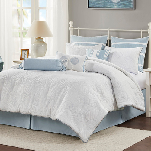 Crystal Coast Comforter Bedding Collection