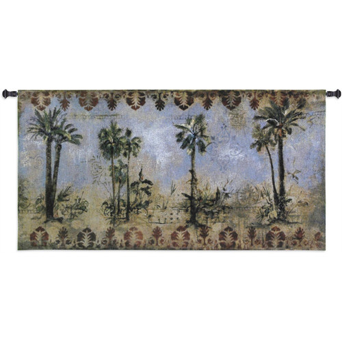 Curacao I Wall Tapestry - OVERSTOCK
