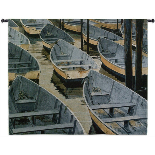 Docked Wall Tapestry