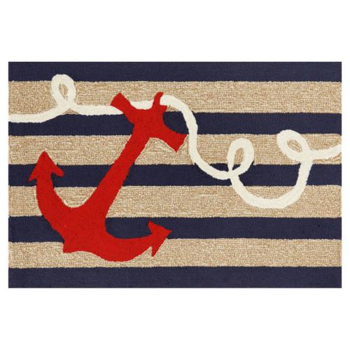 Adrift Anchor Rug Collection