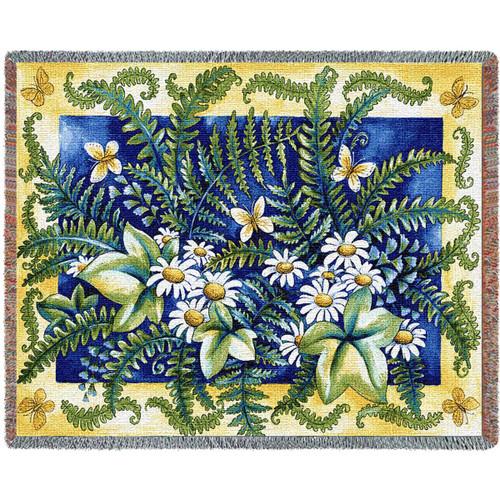 Ferns Blanket