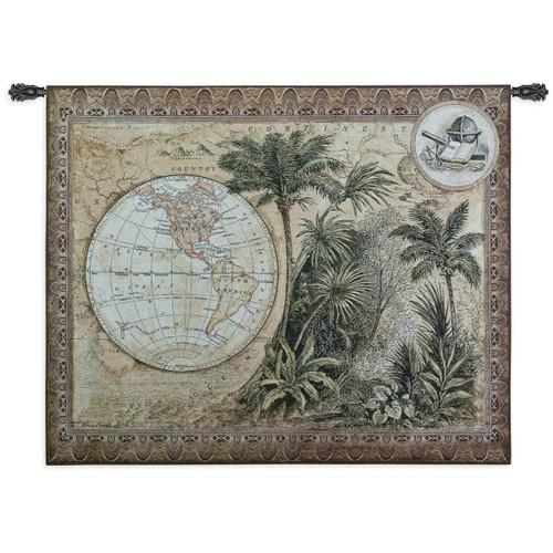 Global Safari II Wall Tapestry