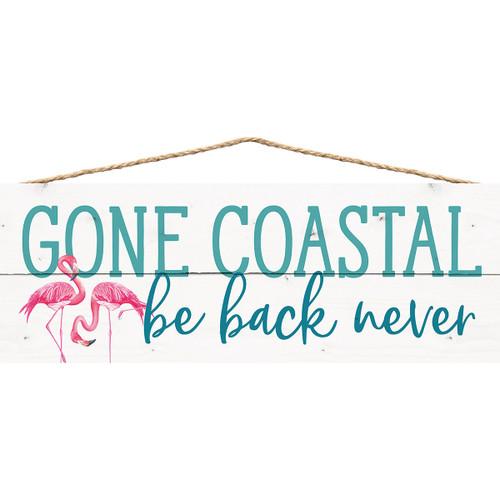 Gone Coastal Wall Décor
