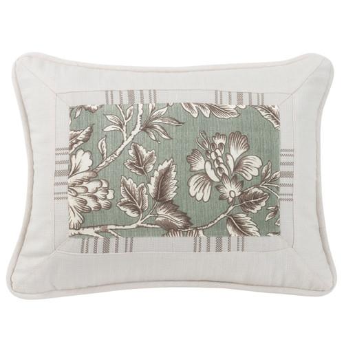 Gramercy Printed Oblong Pillow