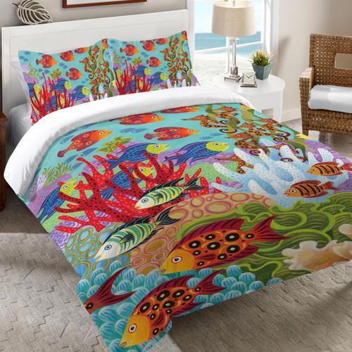 Great Reef Comforter - Queen