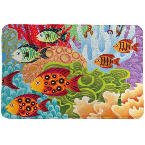 Great Reef Memory Foam Rug