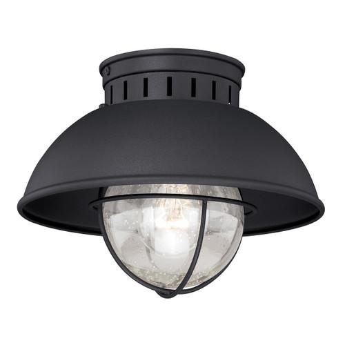 Harwich Black Outdoor Ceiling Light