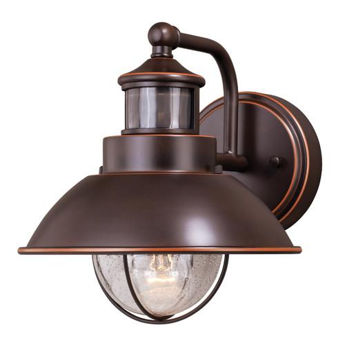 Harwich Bronze Outdoor Wall Lamp
