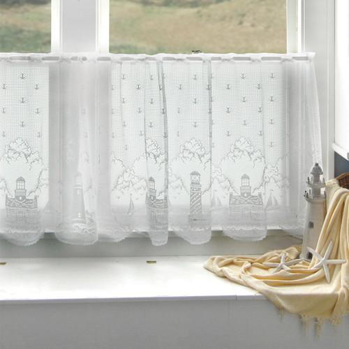 Lighthouse Lace Window Treatments