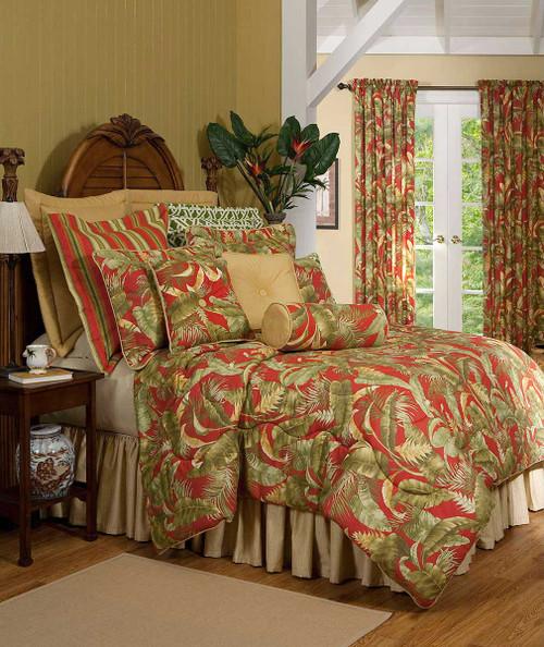 Island Paradise Comforter - Queen