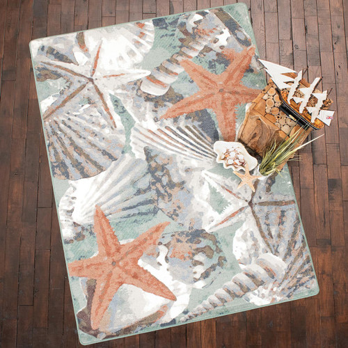 Ocean Mist Mineral Rug Collection