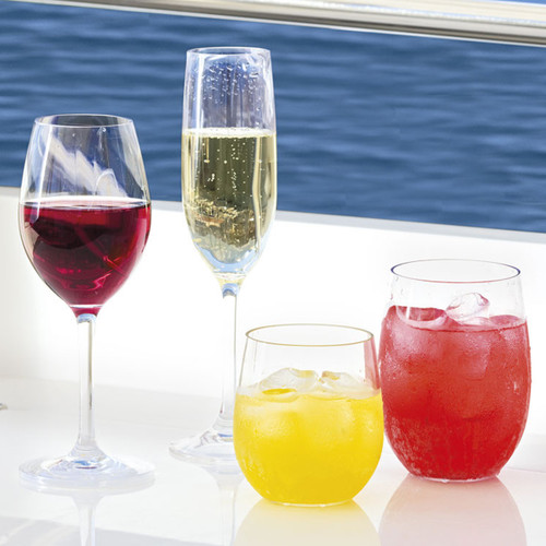 Oceanside Nonslip Glassware Collection