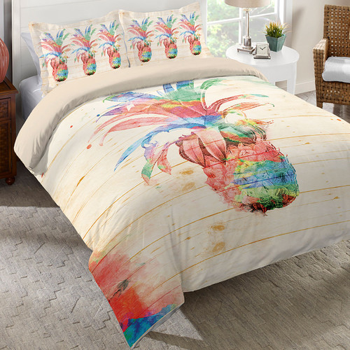 Pineapple Dream Bedding Collection