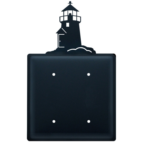 Lighthouse Double Electrical Cover